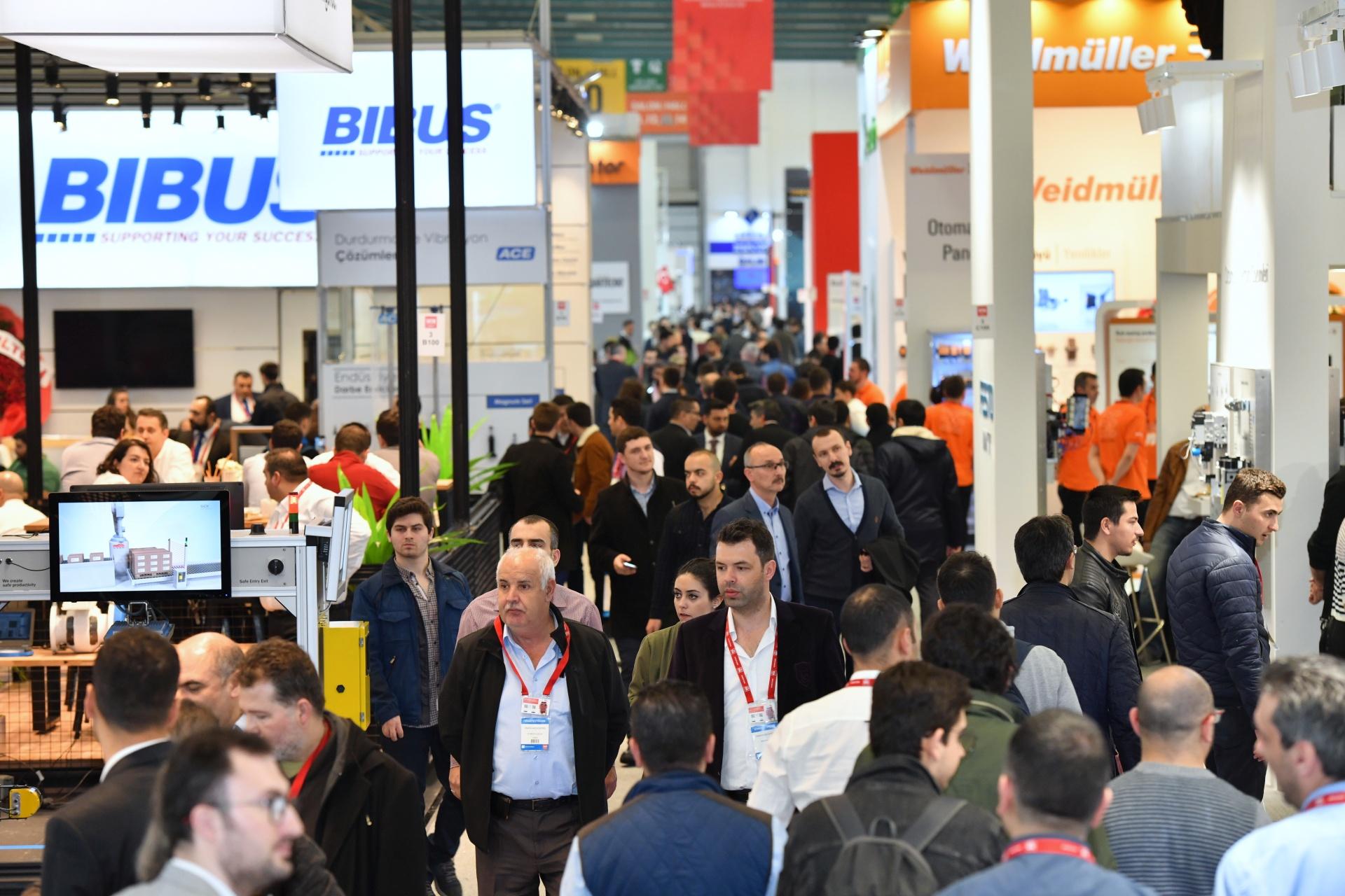 土耳其网易彩票网工业展览会(WIN EURASIA)