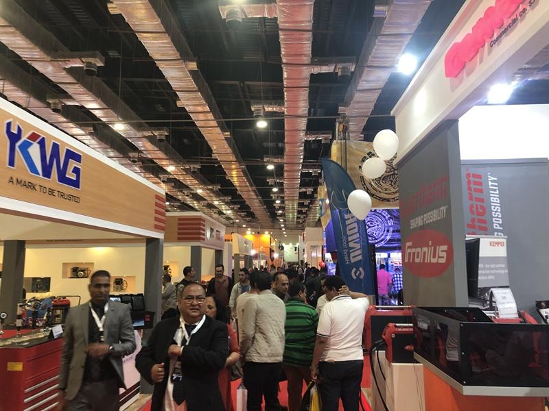 埃及开罗国际五金工具及机械制造展览会